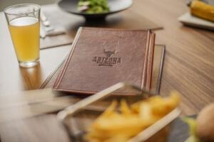 Steakhouse Speisekarten - American Style Steakhaus