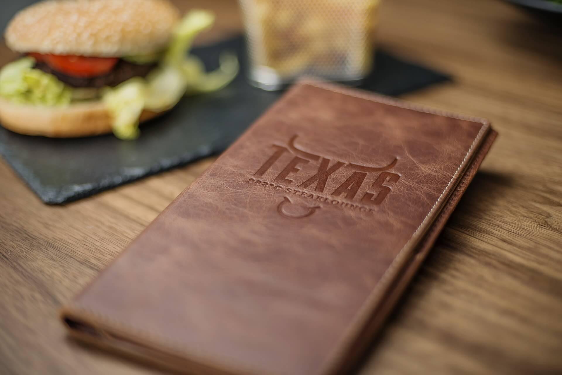 Rechnungsmappen für Euer Restaurant